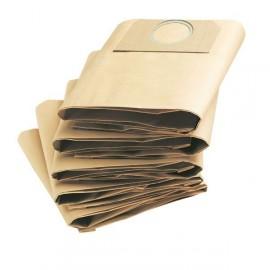 Bolsa de filtro de papel Karcher (5u.) MV 3