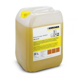Detergente con espuma alcalino RM 58 ASF 20l.