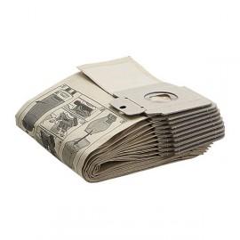 Bolsas de filtro de papel Karcher 300u.