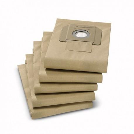 Bolsas de filtro de papel Karcher