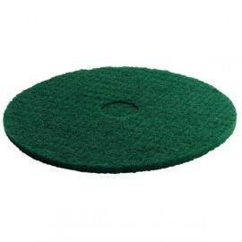 Cepillo de esponja, semiduros verde Karcher
