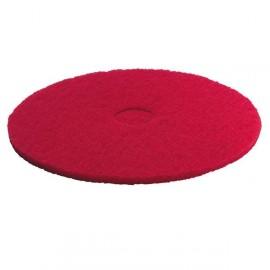 Cepillo de esponja, semiblando rojo Karcher