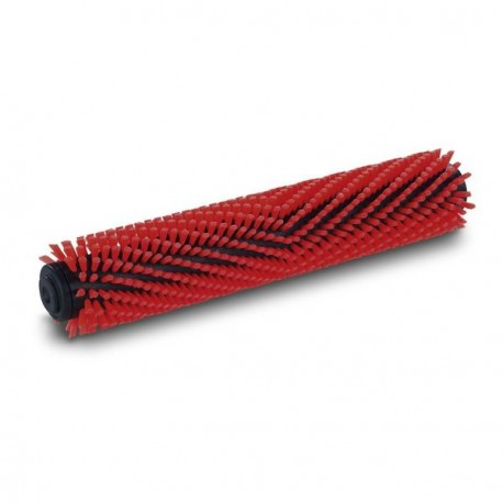 Cepillo cilíndrico medio rojo Karcher
