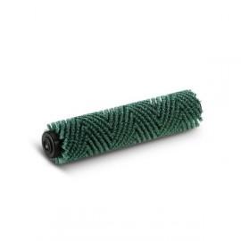 Cepillo cilíndrico verde semi- duro Karcher