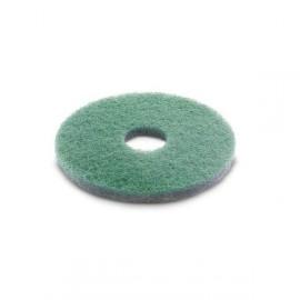 Cepillo de esponja de diamante verde Karcher