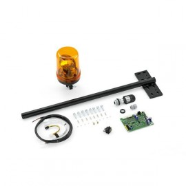 Kit sistema luminoso de advertencia, con soporte Karcher