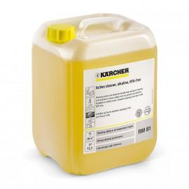 Detergente activo, alcalino RM 81 ASF, sin NTA 20l.